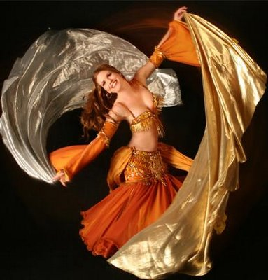 Arabic Belly Dancer 01