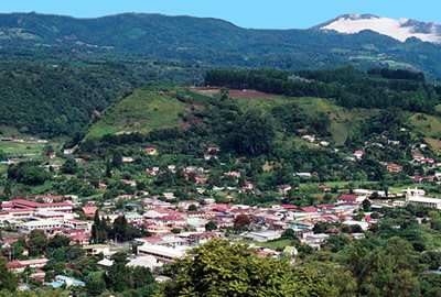 boquete-town