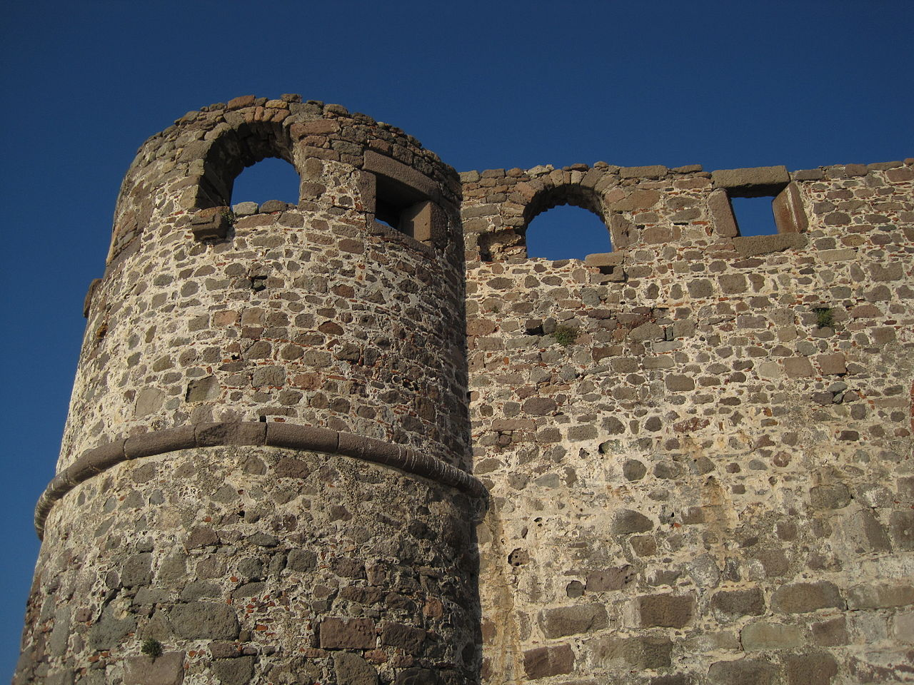 castle walls | The Year(s) of Living Non-Judgmentally