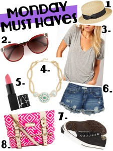 Monday Must Haves May 11