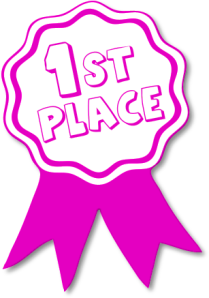 award_ribbon_pink_1st_T