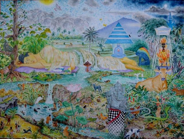 PARINIRVANAinGreat Garden