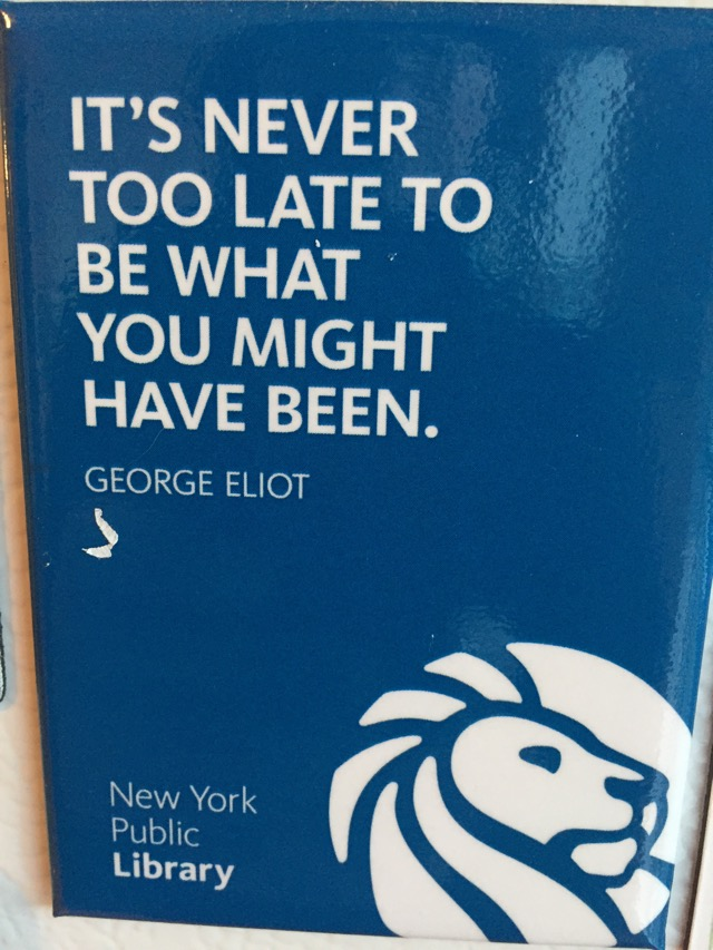 George Eliot Quote The Years Of Living Non Judgmentally