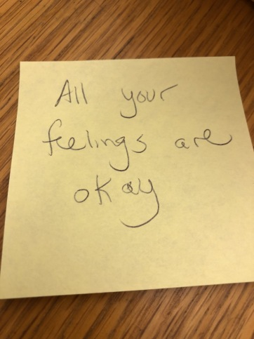 Image result for feelings are okay
